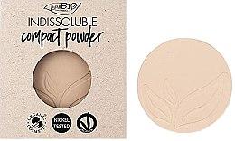 Profumi e cosmetici Cipria compatta - PuroBio Cosmetics Compact Powder (ricarica)