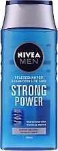 "Profumi e cosmetici Shampoo per uomo ""Energia e forza"" - Nivea For Men Shampoo"