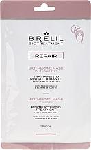 Profumi e cosmetici Maschera rigenerante - Brelil Bio Treatment Repair Mask Tissue