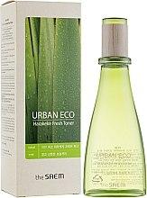 Profumi e cosmetici Tonico rinfrescante con estratto di lino della Nuova Zelanda - The Saem Urban Eco Harakeke Fresh Toner