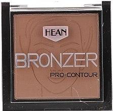 Profumi e cosmetici Bronzer viso - Hean Pro-contour Bronzer