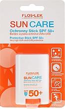 Profumi e cosmetici Stick solare SPF50+ - Floslek Sun Care Protective Stick SPF50+