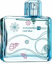 Profumi e cosmetici Mandarina Duck Cute Blue - Eau de toilette