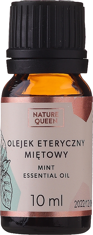 """Olio essenziale """"Menta"""" - Nature Queen Essential Oil Mint"""
