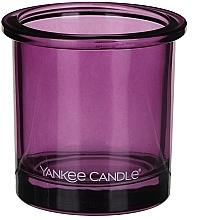 Profumi e cosmetici Candeliere per cero votivo - Yankee Candle POP Violet Tealight Votive Holder