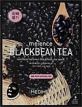 Profumi e cosmetici Maschera viso, con estratto di tè Blackbean - Mediheal Meience Blackbean Tea Mask