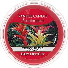 Profumi e cosmetici Cera profumata - Yankee Candle Tropical Jungle Easy Melt Cup