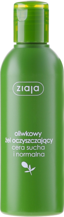 """Gel detergente """"Oliva naturale"""" - Ziaja Natural Olive for Washing Gel"""