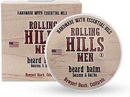 Profumi e cosmetici Balsamo per barba - Rolling Hills Men Beard Balm