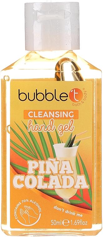 "Gel detergente antibatterico ""Pina Colada"" - Bubble T Pina Colada Hand Cleansing Gel"