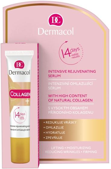 Siero intensivo anti-età - Dermacol Collagen+ Intensive Rejuvenating Serum