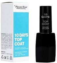 "Profumi e cosmetici Top Coat ""10 Days"" - Pierre Rene Top Coat"