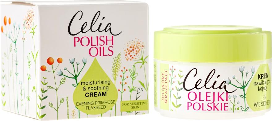 Crema idratante per pelli sensibili - Celia Face Cream