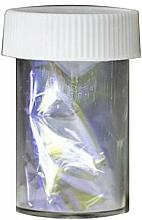 Profumi e cosmetici Foglio per unghie effetto vetro - Ronney Professional Transfer Glass Foil
