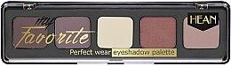 Profumi e cosmetici Palette di ombretti - Hean My favorite Eye Shadow Palette