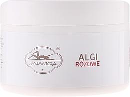 Profumi e cosmetici Maschera idratante con alghe per pelli sensibili - Jadwiga Saipan Algi Rozowe