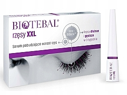 Profumi e cosmetici Siero per ciglia - Biotebal Eyelashes XXL