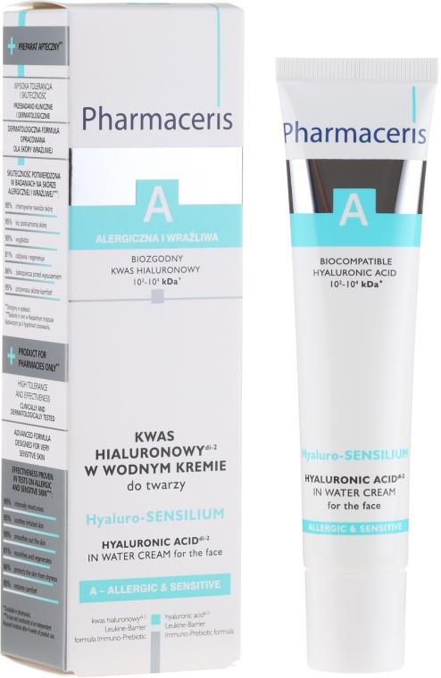 Crema viso - Pharmaceris A Hyaluro-sensilium