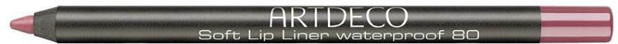 Matita per labbra resistente all'acqua - Artdeco Soft Lip Liner Waterproof