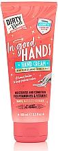 Profumi e cosmetici Crema idratante per mani, unghie e cuticole - Dirty Works In Good Hands Hand Cream