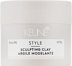Profumi e cosmetici Argilla modellante per capelli №82 - Keune Style Sculpting Clay (mini)