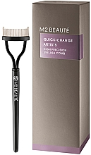 Profumi e cosmetici Pettine per ciglia - M2Beaute Quick-Change Artists High Precision Eyelash Comb