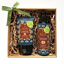 Profumi e cosmetici Set - Sabai Thai Jasmine (h/cr/100ml + b/lot/200ml)