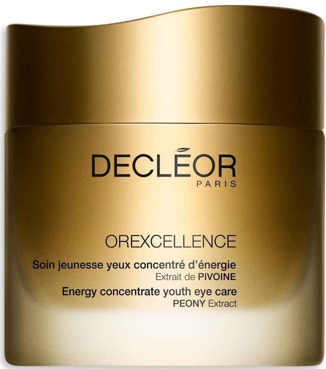 Crema ringiovanente contorno occhi - Decleor Orexcellence Energy Concentrate Youth Eye Care — foto N1