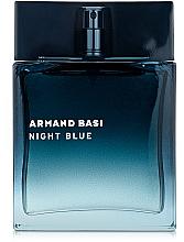 Profumi e cosmetici Armand Basi Night Blue - Eau de toilette