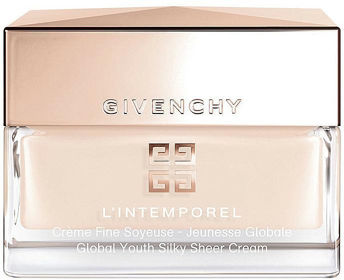 Crema viso antietà - Givenchy L'Intemporel Global Youth Silky Sheer Cream