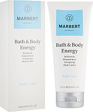 Profumi e cosmetici Crema rinvigorente - Marbert Bath & Body Energy Invigorating Body Lotion