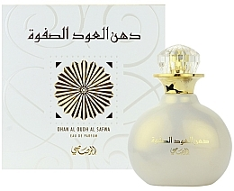 Profumi e cosmetici Rasasi Dhan Al Oudh Safwa - Eau de parfum