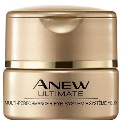 """Sistema per la pelle intorno agli occhi """"Ringiovanimento. Multi-cura"""" - Avon Anew"""