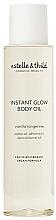 Profumi e cosmetici Olio corpo - Estelle & Thild Vanilla Tangerine Instant Glow Body Oil