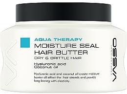 Profumi e cosmetici Olio idratante per capelli - Vasso Professional Moisture Seal Hair Butter