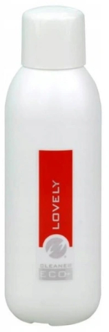 Sgrassante per unghie - Silcare Cleaner Eco + Lovely Degreasing Liquid