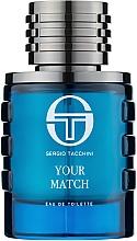 Profumi e cosmetici Sergio Tacchini Your Match - Eau de Toilette