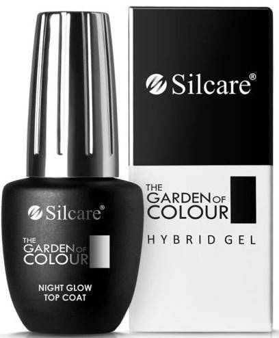 Top coat - Silcare The Garden of Colour Night Glow Top Coat