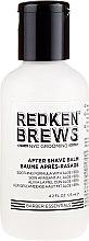 Profumi e cosmetici Balsamo dopobarba - Redken Brews After Shave Balm