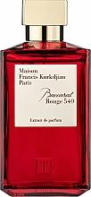 Profumi e cosmetici Maison Francis Kurkdjian Baccarat Rouge 540 Extrait de Parfum - Profumo