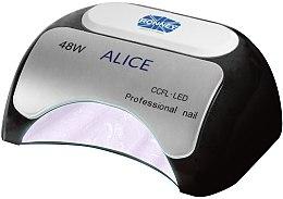 Profumi e cosmetici Lampada CCFL+LED - Ronney Profesional Alice Nail CCFL+LED 48w Lamp