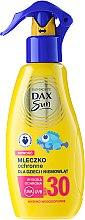 Profumi e cosmetici Latte protezione solare, per bambini - DAX Sun Body Lotion SPF 30