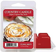 Profumi e cosmetici Cera per lampada aromatica - Country Candle Apple Cider Cake Wax Melts