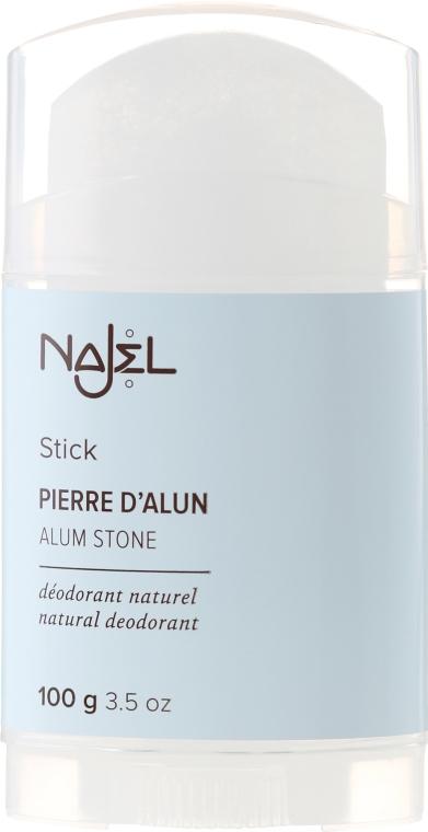Deodorante naturale - Najel Alumstone Deodorant Stick