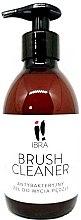 Profumi e cosmetici Liquido detergente antibatterico per pennelli - Ibra Brush Cleaner