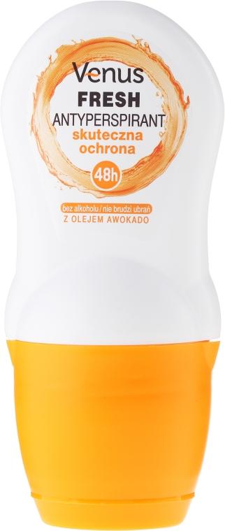 Deodorante roll-on - Venus Antyperspirant Roll-On Fresh