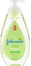Profumi e cosmetici Shampoo per bambini con camomilla (con dosatore) - Johnson's Baby Chamomile