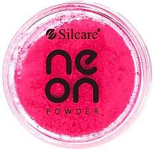 Profumi e cosmetici Polvere unghie - Silcare Neon Powder