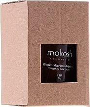 "Profumi e cosmetici Crema viso ""Fico"" - Mokosh Cosmetics Figa Smoothing Facial Cream"