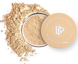 Polvere minerale-fissazione del trucco - Bellapierre Cosmetics Banana Setting Powder — foto N2